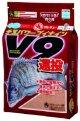 マルキュー (MARUKYU) 【集魚剤・撒き餌】 チヌパワーV9遠投