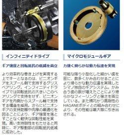 画像5: シマノ (SHIMANO) 【20%OFF】 即納! 19 オシアジガー F カスタム [OCEA JIGGER F CUSTOM] 1000HG